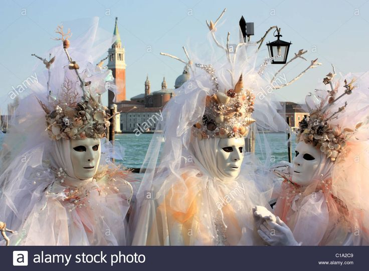 Carnival In Venice, Italy. It: Carnevale Di Venezia, Italia. De Stock Photo, Royalty Free Image: 35256825 - Alamy