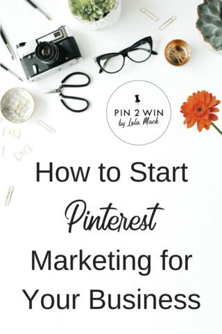 Take the first steps toward marketing your small business on Pinterest. This post tells you where to start and what to do to start marketing your products with Pinterest.