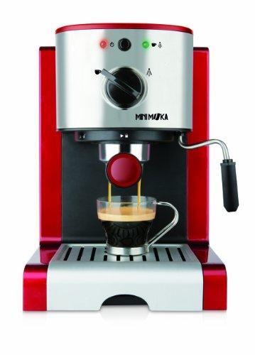 Oferta: 103€ Dto: -31%. Comprar Ofertas de MiniMoka CM-1637 - Cafetera Express, 15 bares, manual barato. ¡Mira las ofertas!