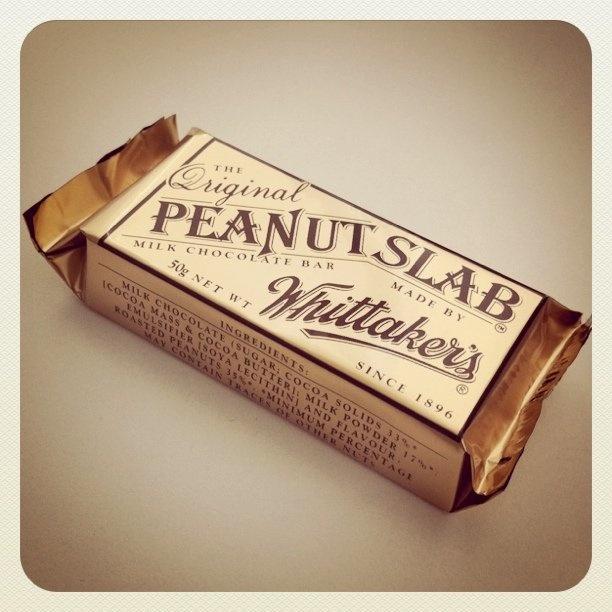 Whittaker's Peanut Slab by Viernest, via Flickr...oh yum!