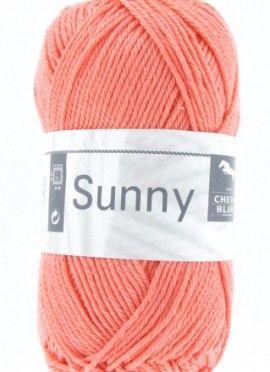 Fil à tricoter spécial été ! SUNNY : des couleurs chantantes pour des petits tops colorés !