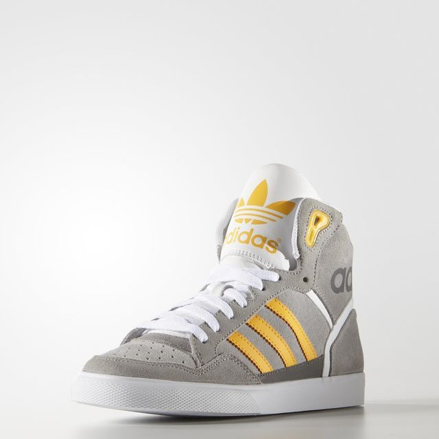 adidas Extaball Shoes - Grey | adidas UK