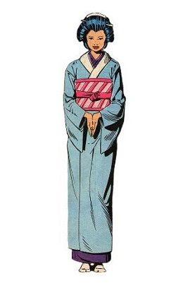 Mariko Yashida.