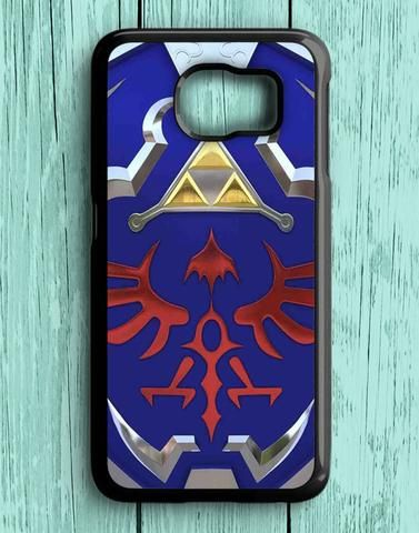 Zelda Link Hyrule Shield Samsung Galaxy S6 Case