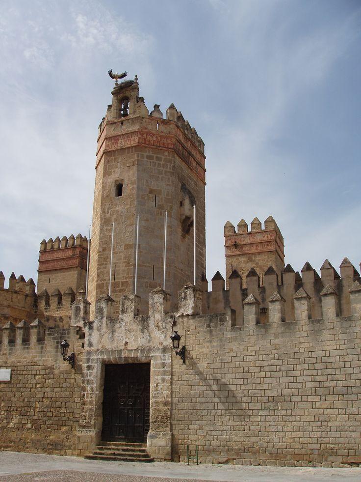 CASTLES OF SPAIN (2) - Castillo de San Marcos, El Puerto de Santa María. Cádiz.