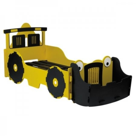 A terrific theme bed from Kidsaw: The Digger Bed
