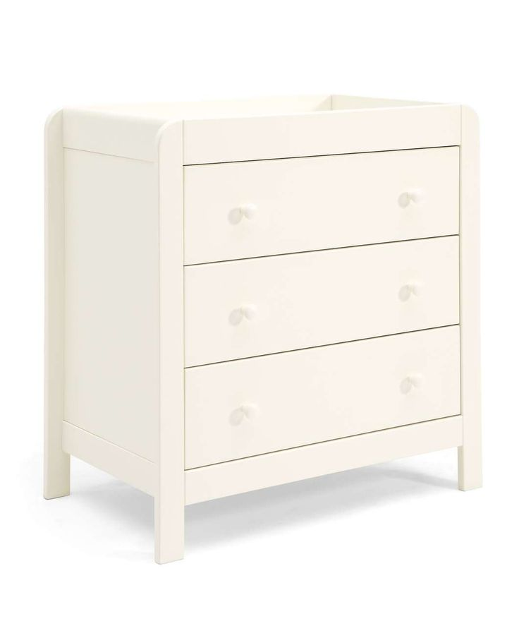 Commode roxane blanc d 39 ivoire for Meuble blanc d ivoire