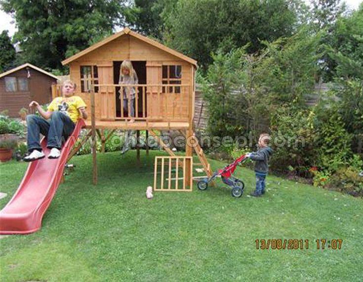 AHŞAP ÇOCUK OYUN EVİ-8 - ÇOCUK OYUN EVLERİ #oyunevi #çocukevi #çocukoyunevi #playhouse #minikev #ağaçevi #ağaçev #ahşapcocukevi #ahşapoyunevi #bahçeoyunevi #kemercountry #playground #playtime #kidshome #luxury #ormanada #beykozkonakları #acarkent #zekeriyaköy #bahçeşehir #alkent #oyunevi www.ahsapconsept.com