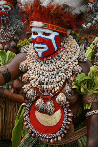 In Oceanie vind je Papua New Guinea   Lees meer over deze reisbestemming op www.wearetravellers.nl/oceanie