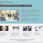 "Site Developed by TrickMyIdea . . This site is corporate identity of ""Alison Birnbaum"", dedicated her psychotherapist who presents programs on social and mental health topics to parents, educators and students across the count"
