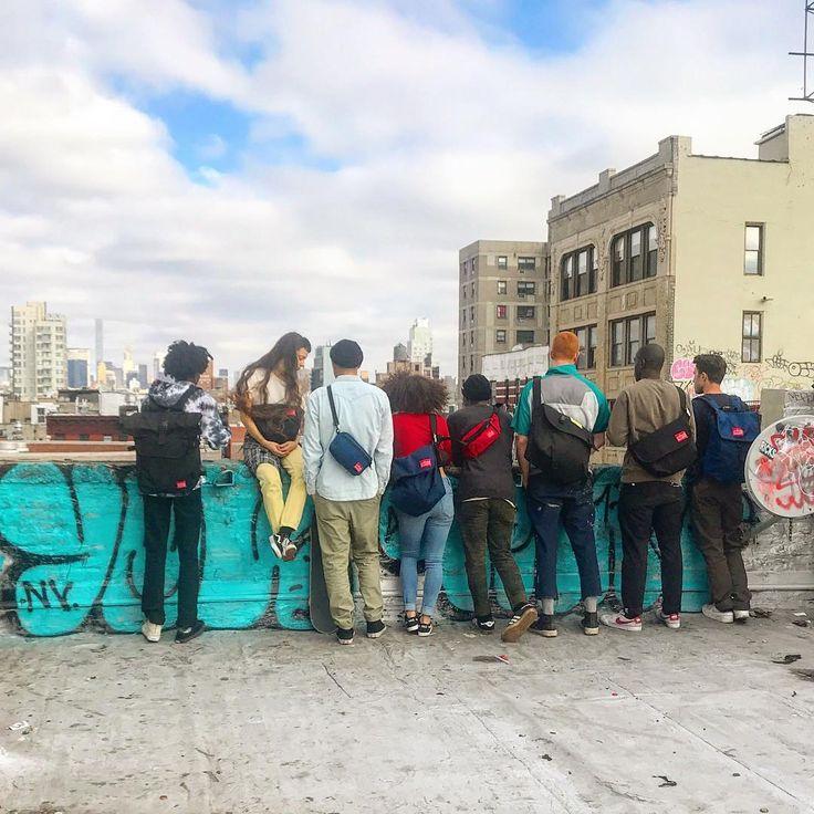 The 35th anniversary . . .  #manhattanportage #manhattanportage35th  #35th #anniversary  #newyorktough #NY #NYC #newyork #bigapple #manhattan #usa #messenger #bag #messengerbag #backpack #bodybag #sacoche #waistbag #regularcollection #bmx #bicycle #bmxriding #bicycleriding #skater #skateboard #skate #boys #girls #guys