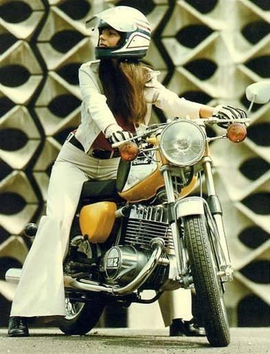 Min kærlighed til lange stænger på to hjul: Motorcykeldrømme afsnit 282 | ViaRETRO