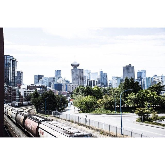 View of #SFU Vancouver at Harbour Centre.
