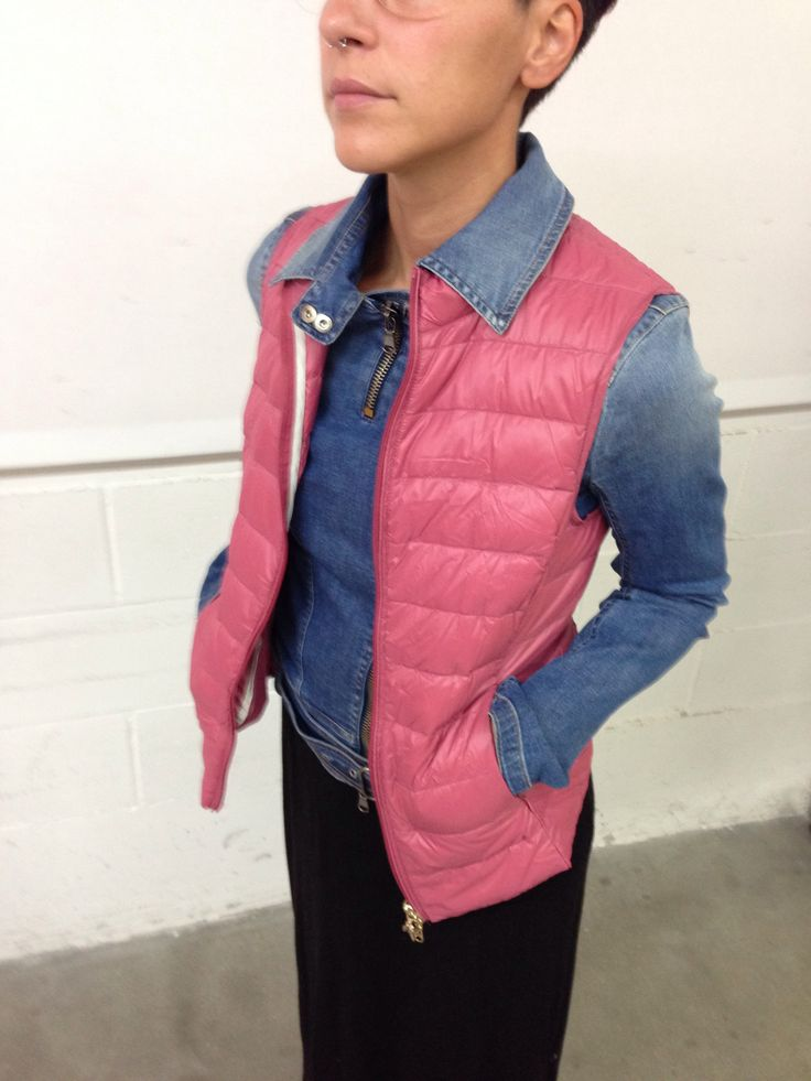 How to wear it: with Jeans Jacket! http://patriziape.pe/13HiIin