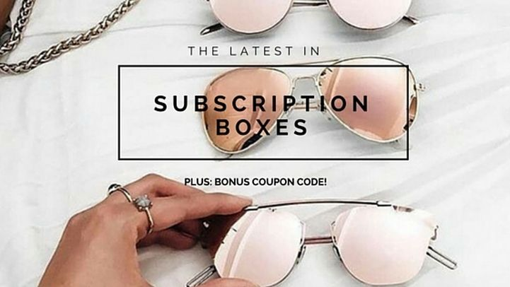 The Latest in Subscription Boxes + BONUS Coupon Code! Check it out! | MangoBerry Beach