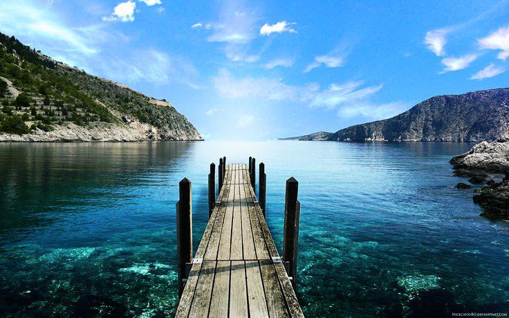 Natural Motivation: Dream Vacation Destinations  #travel #dreamdestinations #beautifulworld #naturalbeauty #seetheworld #Europe #Africa #ambition #motivation #happiness #determination #dedication #beauty