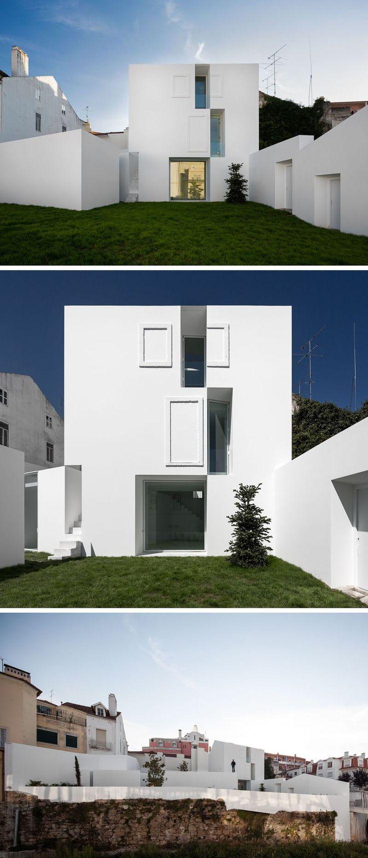 Haus außen farben 11 modernen weißen häuser aus der ganzen welt die leuchtend weißen