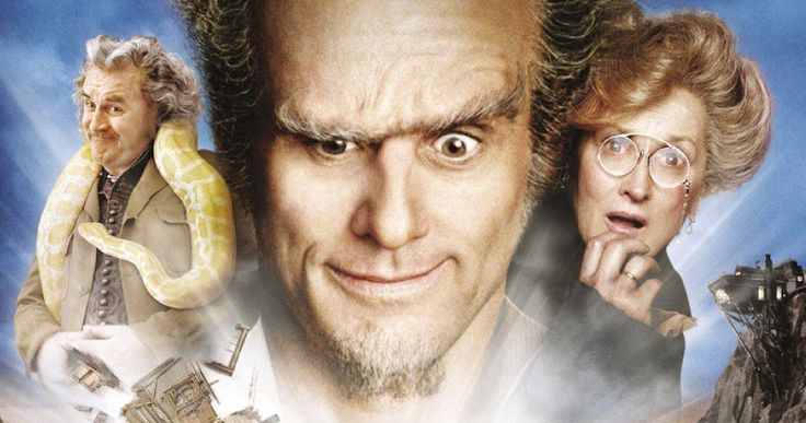 Goosebumps Creator Blames Jim Carrey for Ruining Lemony Snicket -- R.L. Stine believes Jim Carrey is to blame for completely destroying any chance Lemony Snicket had as a movie series. -- http://movieweb.com/rl-stine-blames-jim-carrey-ruining-lemony-snicket-movies/