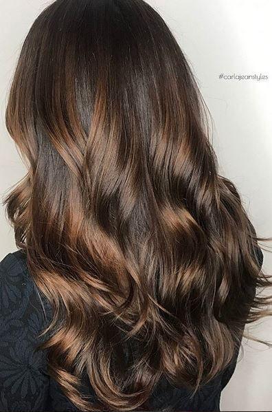 1000 Ideas About Mocha Hair Colors On Pinterest