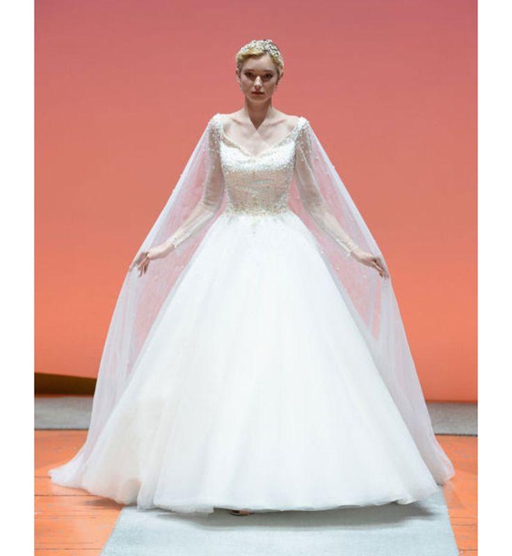 De sublimes robes de mariées inspirées des princesses Disney !