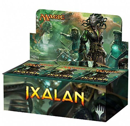 For an engaged player, booster packs are the basic unit of Magic. Booster packs are used to play Limited formats, like Booster Drafts, as well as to build a collection of cards for use in Constructed formats, like Standard. Contents: • 36 packs per booster display • 15 randomly inserted cards per booster pack...   toys4mykids.com