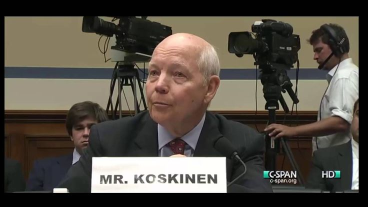Trey Gowdy vs IRS Commissioner John Koskinen 7/23/14 IRS Hearing - Published on Jul 23, 2014 Trey Gowdy Commissioner John Koskinen testified at a House Oversight and Government Reform subcommittee hearing on the Internal Revenue Service's (IRS) response to congressional oversight and investigation into alleged targeting of conservative groups.