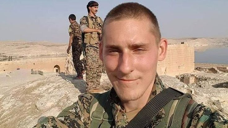Ryan Lock, 20, took his own life in Syria as he did not want to be captured, Kurdish sources say.