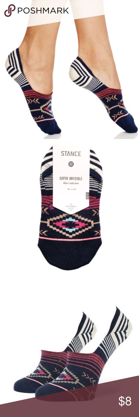 Stance Prickly Pear super invisible socks Stance prickly pear super invisible socks. Size S fits 5-7.5 Stance Accessories Hosiery & Socks