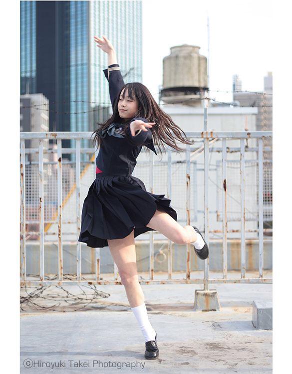 東京制服少女 踊る① | Matogrosso