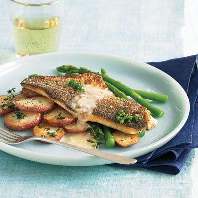 10-Minute Weeknight Fish Recipes