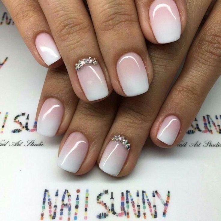 French Nails - 30 Vorschläge für stilvolle und bezaubernde Nageldesigns