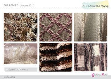 Report_pitti_filati_Ss18_ Tassles and fringe details