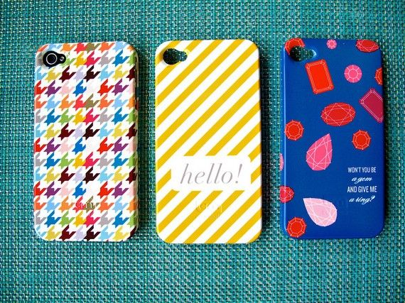 More cute iPhone covers