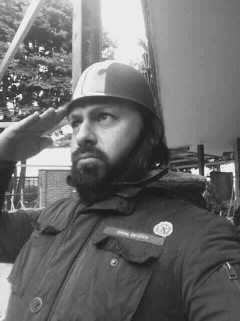 #Hatguy Army men