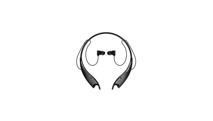 Mpow Jaws Bluetooth Wireless Neckband Headset Stereo Noise Cancelling Earbuds w/ Mic for $19.99 at Amazon