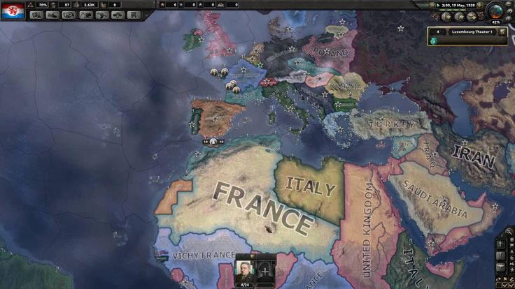 Hearts of Iron IV - Luxembourg Survival - Part 4