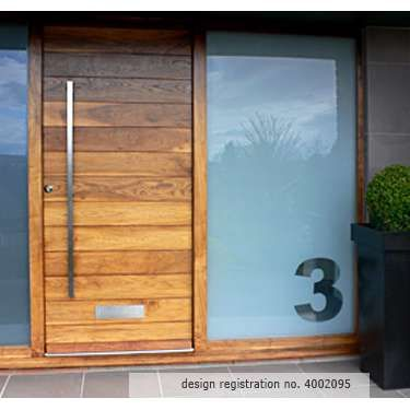 Modern Front Door best 25+ contemporary front doors ideas on pinterest