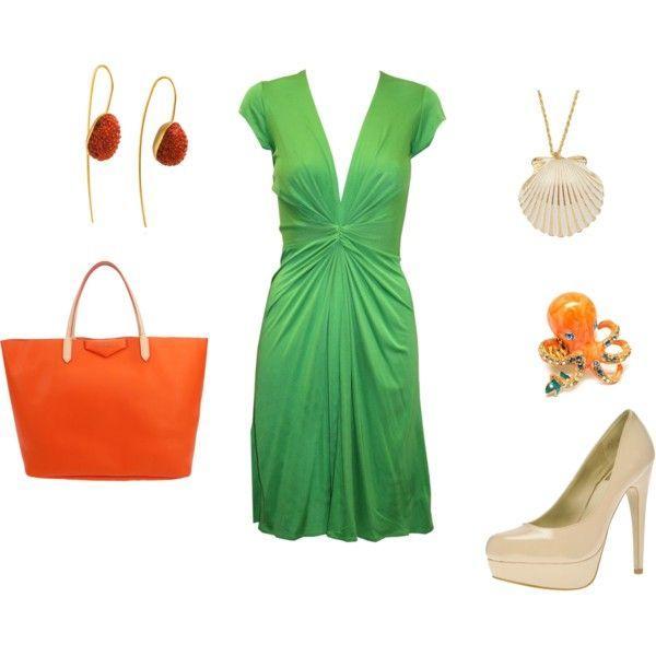 I wantPretty Clothing, Stylish Thread, Oc Dresses, Beach Inspired, Beach Inspiration, Polyvore Outfit