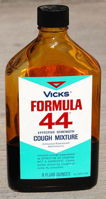 vicks formula 44  Ahora se lleva el Iniston