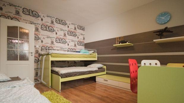 JSSS X (17), Multifunkční pokoj pro tři děti, 3