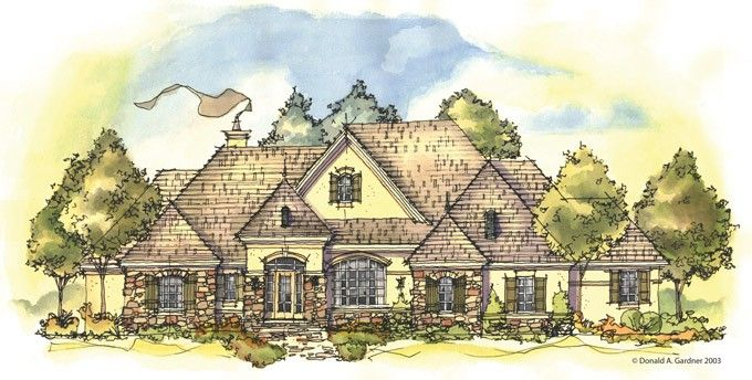 36 best images about house plans on pinterest european for Luxury european house plans