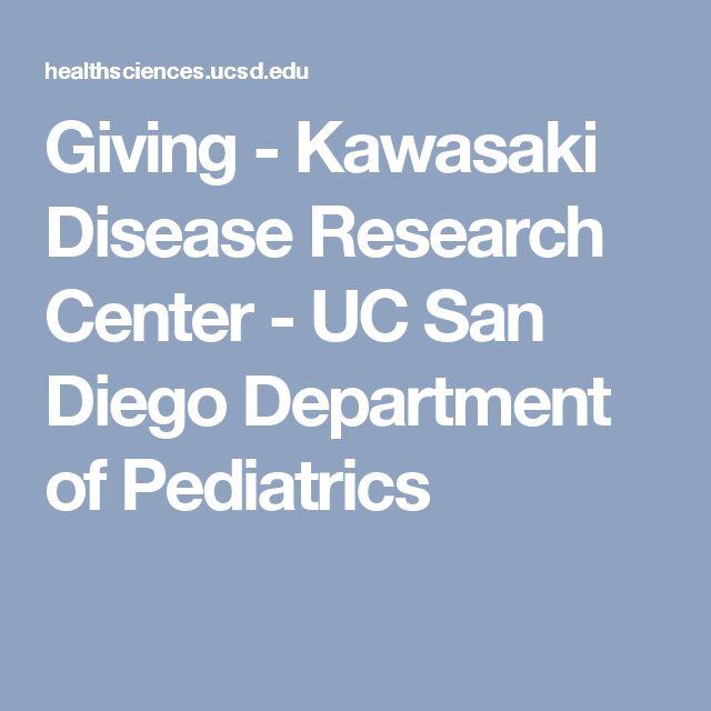 Kawasaki Disease Foundation San Diego