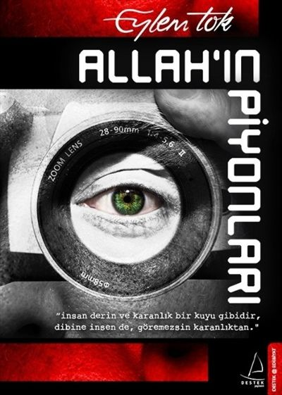 Allah'ın Piyonları / Eylem Tok    http://www.pttkitap.com/kitap/allah-in-piyonlari-p872219.html
