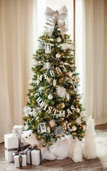classic christmas tree design