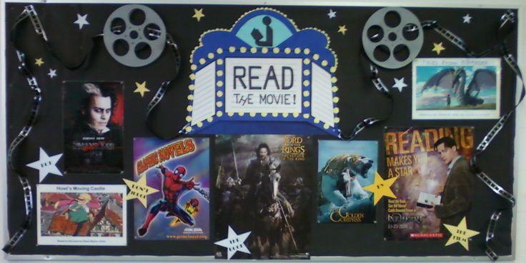 Book of life theatre display