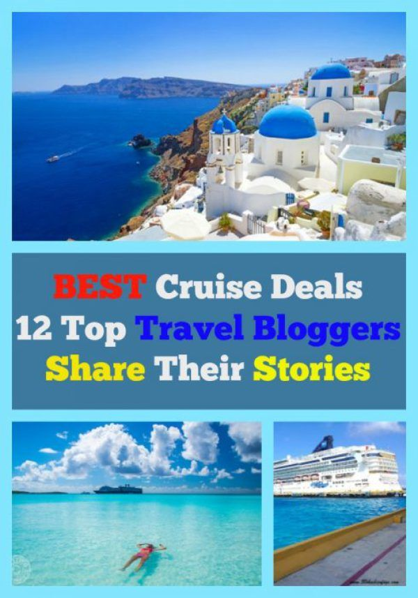 Want to find the best cruise deals? Top travel bloggers share their stories on Lifestyle Fifty.