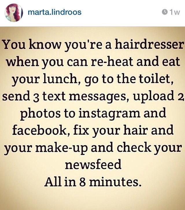 Hairstylist Quotes: Best 25+ Funny Hairstylist Quotes Ideas On Pinterest