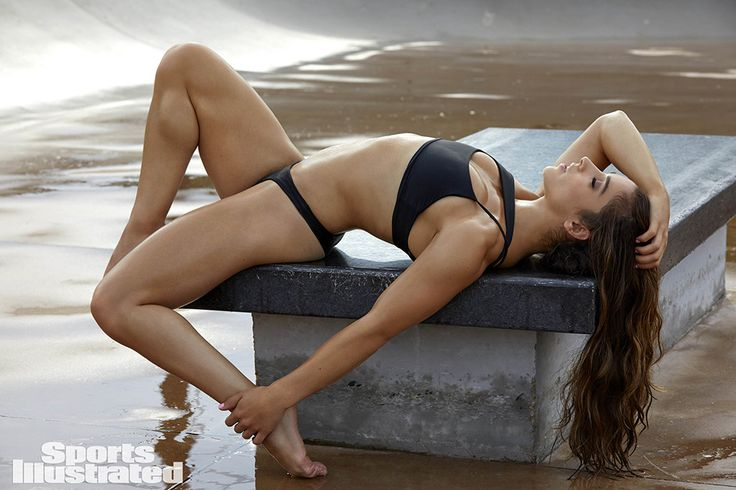 Simone Biles & Aly Raisman Made Their 'Sports Illustrated' Debut in the Swimsuit Issue