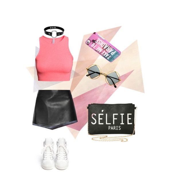 Untitled #8 by kukii on Polyvore featuring polyvore, fashion, style, H&M, Esteban Cortazar, Ash and Aéropostale