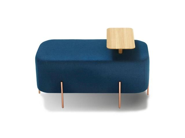 ELEPHANT by Nadadora Studio for Sancal - available at KE-ZU.     #elephant #nadadora #studio #spain #sancal #upholstery #upholstered #ottoman #pouff #occasional #sidetable #heaven #design #decoration #interiordesign #interiordecoration